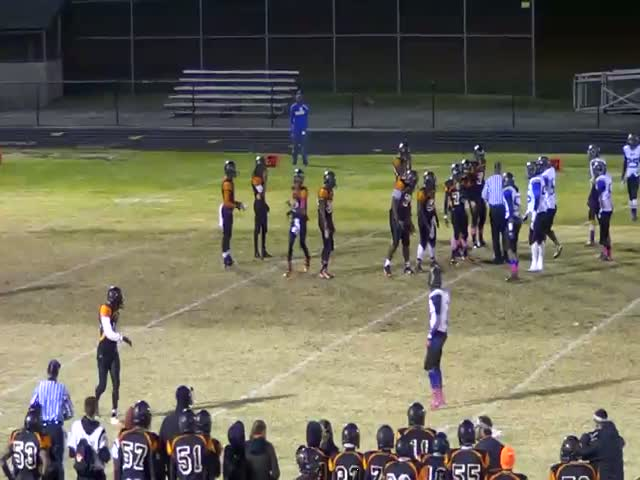 Ritenour High School Vs Riverview Gardens Garrett Willis Highlights