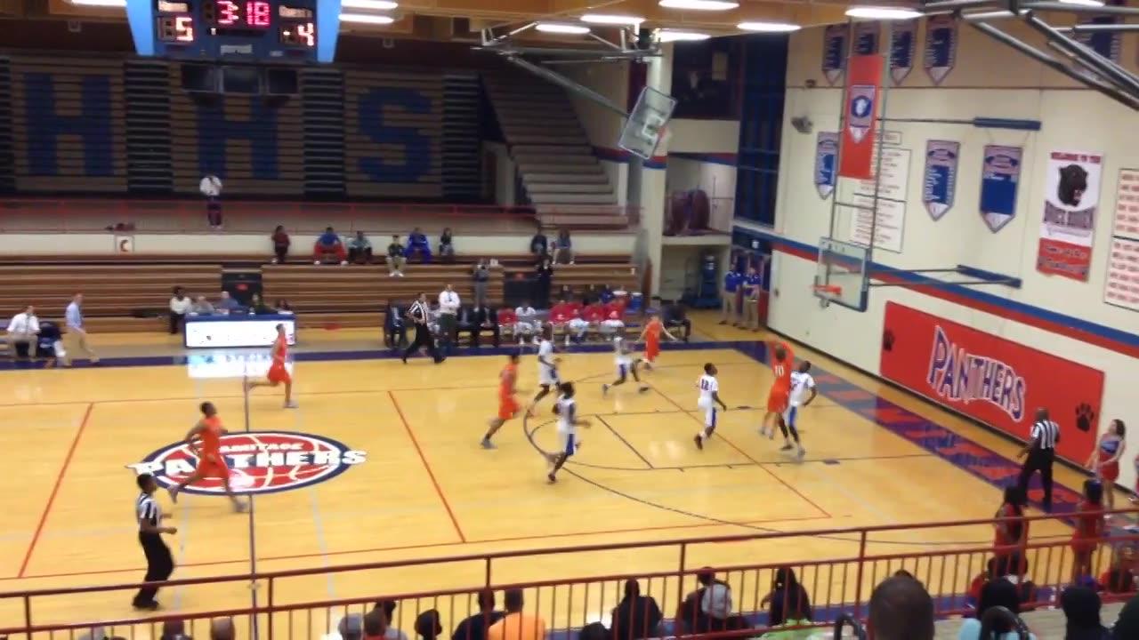 Hermitage High School vs. Lee-Davis High - Jeremiah ...