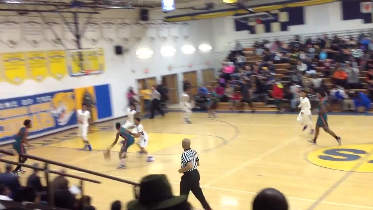 Westlake High School vs. Stone - Aubrey Wallace highlights