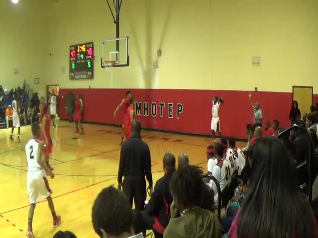 vs. Imhotep Charter