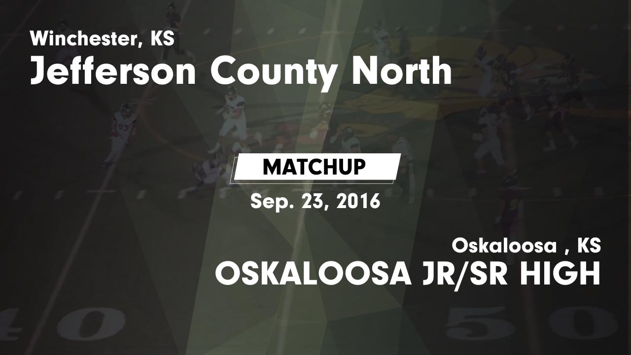 Kansas jefferson county winchester - Matchup Jefferson County Vs Oskaloosa Jr Sr High 2016