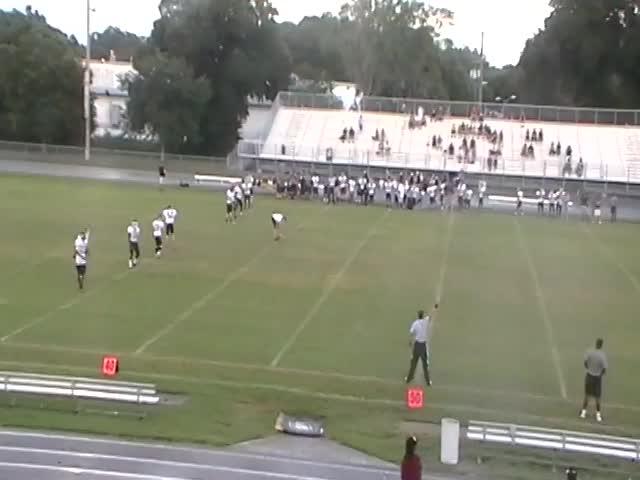 vs. Middleton J.V. Football