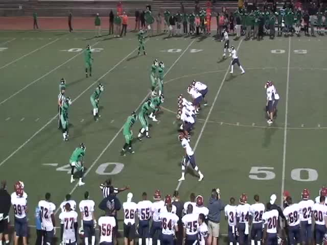 vs. Overland High School