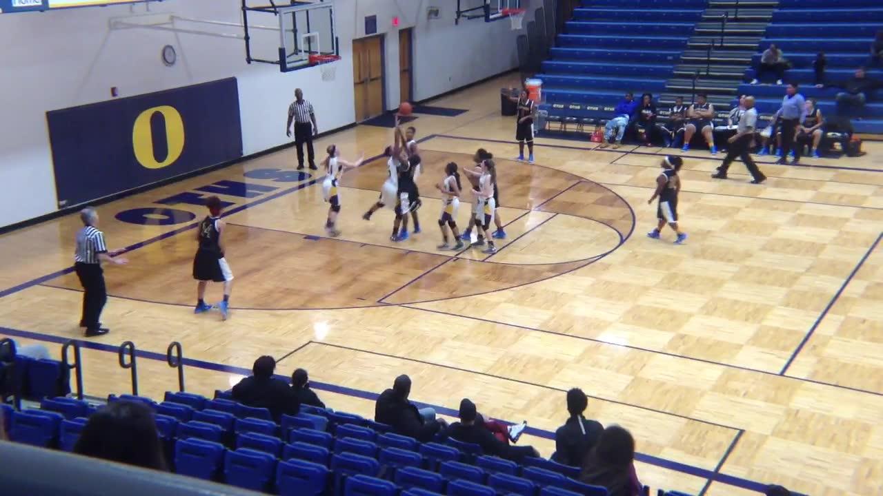 Riverview Gardens High School Girls Varsity Basketball Celeste Akoro Highlights Hudl