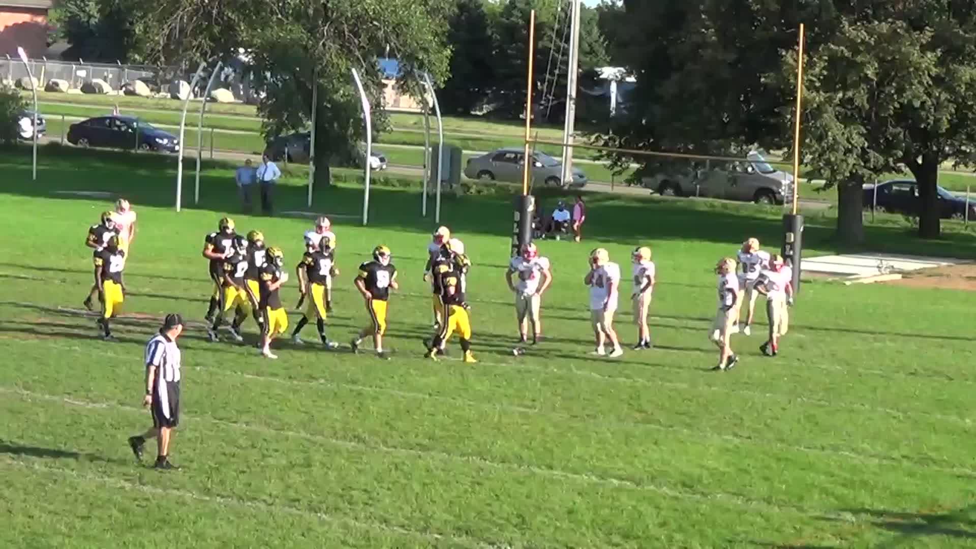 10A/JV Highlights - Dalton Passon highlights - Hudl