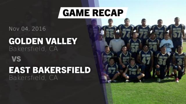 Jv Football Golden Valley High School Bakersfield California