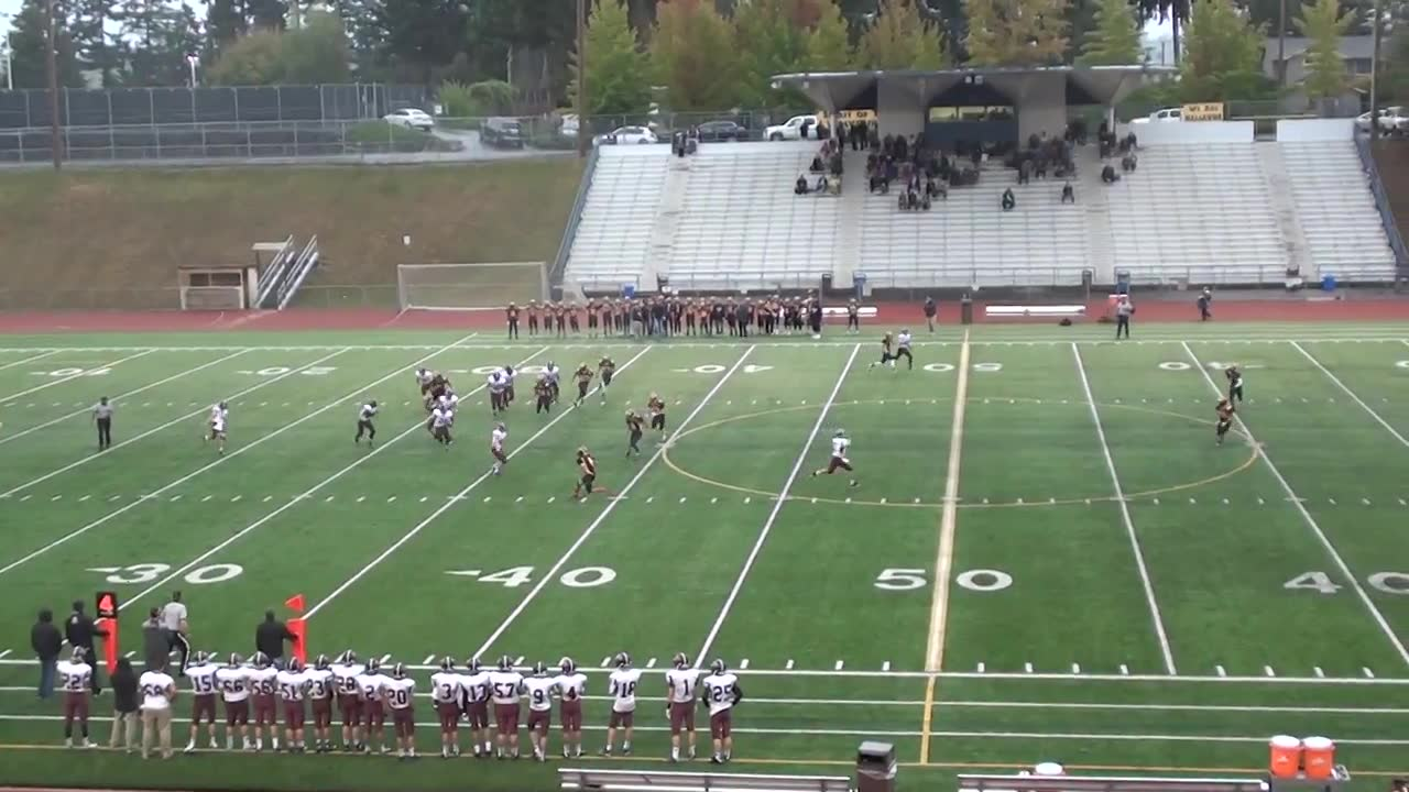 Mercer Island High School Profile